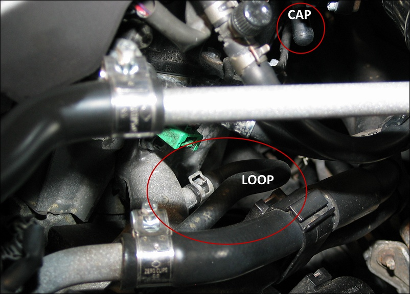 Do You Have A Coolant Bypass Maxima Forums