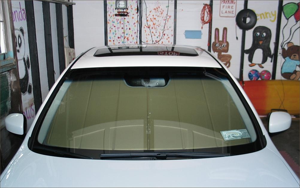Covercraft Sun Shade for the G37 Sedan - MyG37