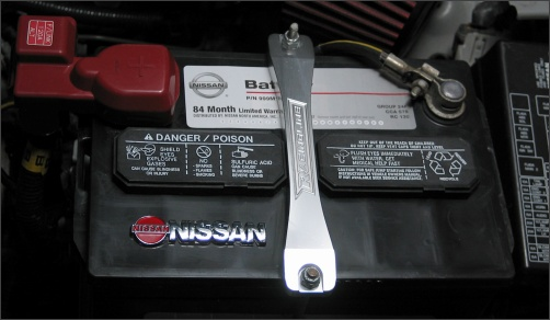 Nissan battery warranty 84 months